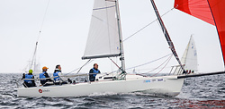 , Kiel - Kieler Woche 17. - 25.06.2017, J - 80 - GER 1424 - Ja Schatz - Ulf PLEßMANN - Altländer Yachtclub e. V抈
