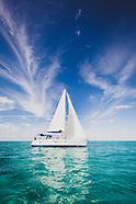 Sailing - Bareboating and kiting the Exumas, Bahamas.