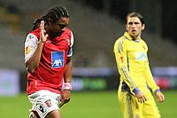 20111103 Braga: SC Braga vs. NK Maribor, UEFA Europa League, Group H, 4th round. In picture: Alan celebrates a goal. Photo: Pedro Benavente/Cityfiles