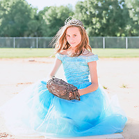 { Caleigh Jo ~ Softball Princess }
