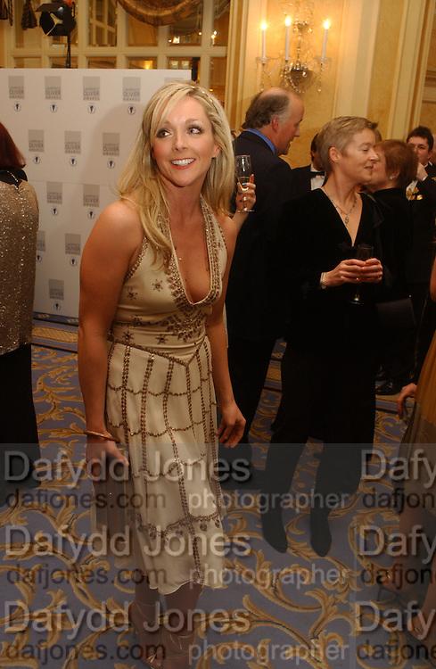 Jane Krakowski. Laurence Oliver Awards, Hilton Hotel. 26 February 2006. ONE TIME USE ONLY - DO NOT ARCHIVE  © Copyright Photograph by Dafydd Jones 66 Stockwell Park Rd. London SW9 0DA Tel 020 7733 0108 www.dafjones.com