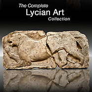 Pictures & Images of Lycian Artefacts, Antiquities, Site & Rock Tombs -