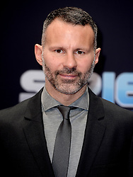Ryan Giggs during the red carpet arrivals for BBC Sports Personality of the Year 2016 at The Vox at Resorts World Birmingham. Photo credit should read: Doug Peters/EMPICS Entertainment