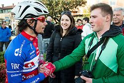 Primoz Rogljic of KK Adria Mobil (SLO) after the UCI Class 1.2 professional race 2nd Grand Prix Izola, on March 1, 2015 in Izola / Isola, Slovenia. Photo by Vid Ponikvar / Sportida