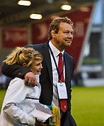 England head coach Martin Haag during the World Rugby U20 Championship Final   match England U20 -V- Ireland U20 at The AJ Bell Stadium, Salford, Greater Manchester, England onSaturday, June 25, 2016. (Steve Flynn/Image of Sport)