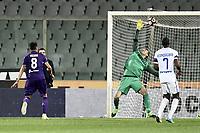 Firenze 22-04-2017 Stadio Artemio Franchi Football Calcio Serie A 2016/2017 Fiorentina - Inter / foto Daniele Buffa/Image Sport<br /> gol Matias Vecino Fiorentina Goal celebration 1-0