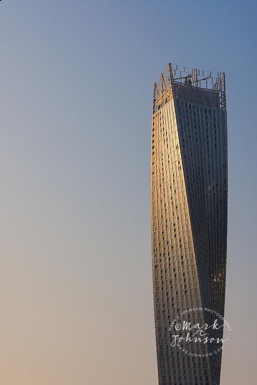 Cayan Tower, Dubai Marina, Dubai, United Arab Emirates