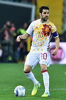 Francesc Fabrecgas Spagna.<br /> Udine 24-03-2016  Stadio Friuli Football Calcio Friendly Match Italia - Spagna / Italy - Spain <br /> Foto Antonietta Baldassarre / Insidefoto