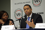 April 17, 2012 Washington, D.C: Ryan Mack, President, Optimum Institute of Economic Empowerment attends Rev. Al Sharpton's  2012 National Action Network Conventionheld at the Walter E. Washington Convention Center from April 11-14, 2012 in Washington, D.C . ..National Action Network (NAN) is one of the leading civil rights organizations in America and is at the forefront of the social justice movement, confronting issues such as police misconduct and abuse, voter rights, education, workers' right, healthcare awareness, anti-violence and more. Founded in New York City in 1991 by Rev. Al Sharpton and a group of activists, NAN is committed to the principles of nonviolent activism and civil disobedience as a direct outgrowth of the movement that was lead by the Rev. Dr. Martin Luther King, Jr. .(Photo by Terrence Jennings).