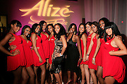 """The Ladies of Alize and Michelle Murray, Alize Brand Director at The Ludacris Foundation 5th Annual Benefit Dinner & Casino Night sponsored by Alize, held at The Foundry at Puritan Mill in Atlanta, Ga on May 15, 2008.. Chris """"Ludacris"""" Bridges, William Engram and Chaka Zulu were the inspiration for the development of The Ludacris Foundation (TLF). The foundation is based on the principles Ludacris learned at an early age: self-esteem, spirituality, communication, education, leadership, goal setting, physical activity and community service. Officially established in December of 2001, The Ludacris Foundation was created to make a difference in the lives of youth. These men have illustrated their deep-rooted tradition of community service, which has broadened with their celebrity status. The Ludacris Foundation is committed to helping youth help themselves."""