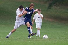 Pitman High School Boys JV Soccer vs Timber Creek - October 4, 2012