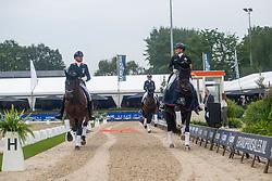 Gal Edward, Werth Isabell<br /> CHIO Rotterdam 2021<br /> © Hippo Foto - Sharon Vandeput<br /> 3/07/21