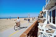 Boardwalk, Balboa Peninsula, Newport Beach, California (OC)