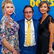 NLD/Amsterdam/20180917 - Premiere Doris, Tjitske Reidinga, Albert Jan van Rees en Roos Ouwehand