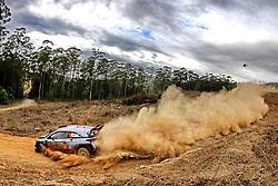 November 17, 2017 - AUSTRALIE - thierry neuville. (Credit Image: © Panoramic via ZUMA Press)