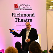 Michael Smith of Yapta speaker at at Business Travel Show 2020 and travel technology europe on 26th February 2020, Olympia London‎, UK.