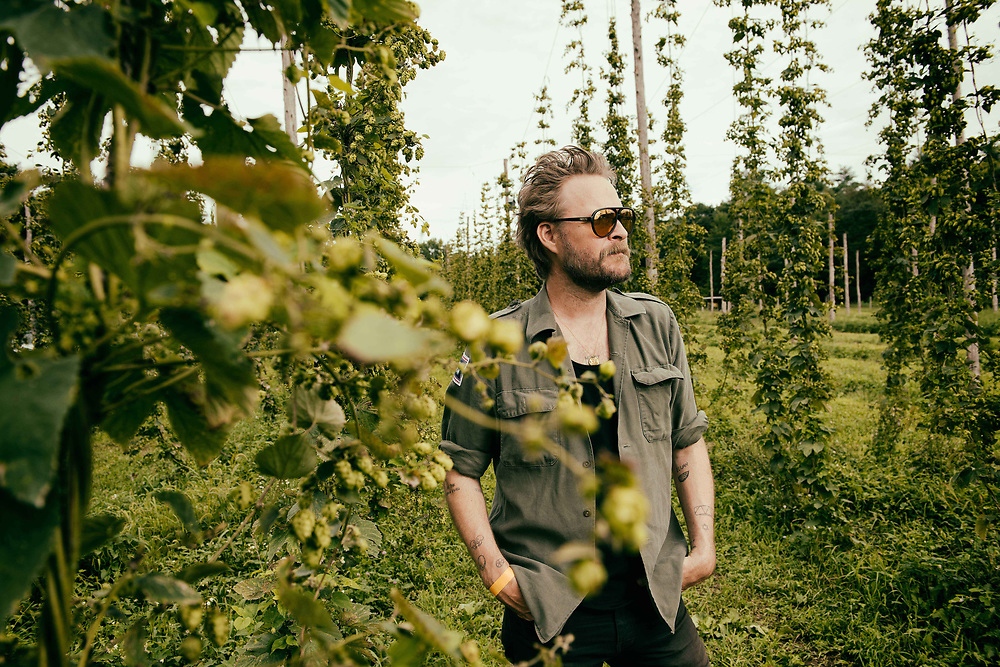 Images from the inaugural Dirt Farmer Festival at Arrowood Farms presented by Levon Helm Studios - Hiss Golden Messenger