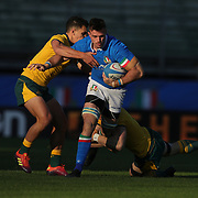 20181117 Rugby, test match : Italia vs Australia