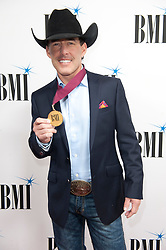 Nov. 13, 2018 - Nashville, Tennessee; USA - Musician AARON WATSON  attends the 66th Annual BMI Country Awards at BMI Building located in Nashville.   Copyright 2018 Jason Moore. (Credit Image: © Jason Moore/ZUMA Wire)