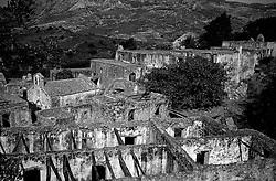 Monasterie in Preveli, Crete  - Preveli, munka og nunnuklaustur,