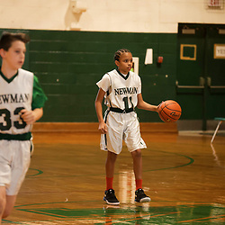 01-19-2021 Newman MS Basketball
