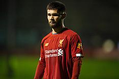 2020-01-08 Liverpool U23 v Athletic Bilbao