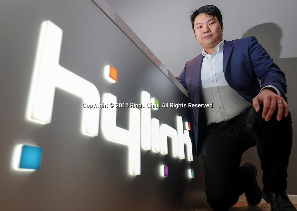 Humphrey Ho, managing director of the Santa Monica office of Chinese ad agency Hylink.(Photo by Ringo Chiu/PHOTOFORMULA.com)<br /> <br /> Usage Notes: This content is intended for editorial use only. For other uses, additional clearances may be required.