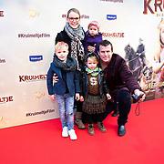 NLD/Amsterdam/20200201 - Premiere Kruimeltje en de Strijd om de Goudmijn, De Bakkertjes