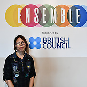 Speaker Jodie Azhar is a Teazelcat Games at ukie students at London Games Festival 2019: HUB at Somerset House at Strand, London, UK. on 2nd April 2019.
