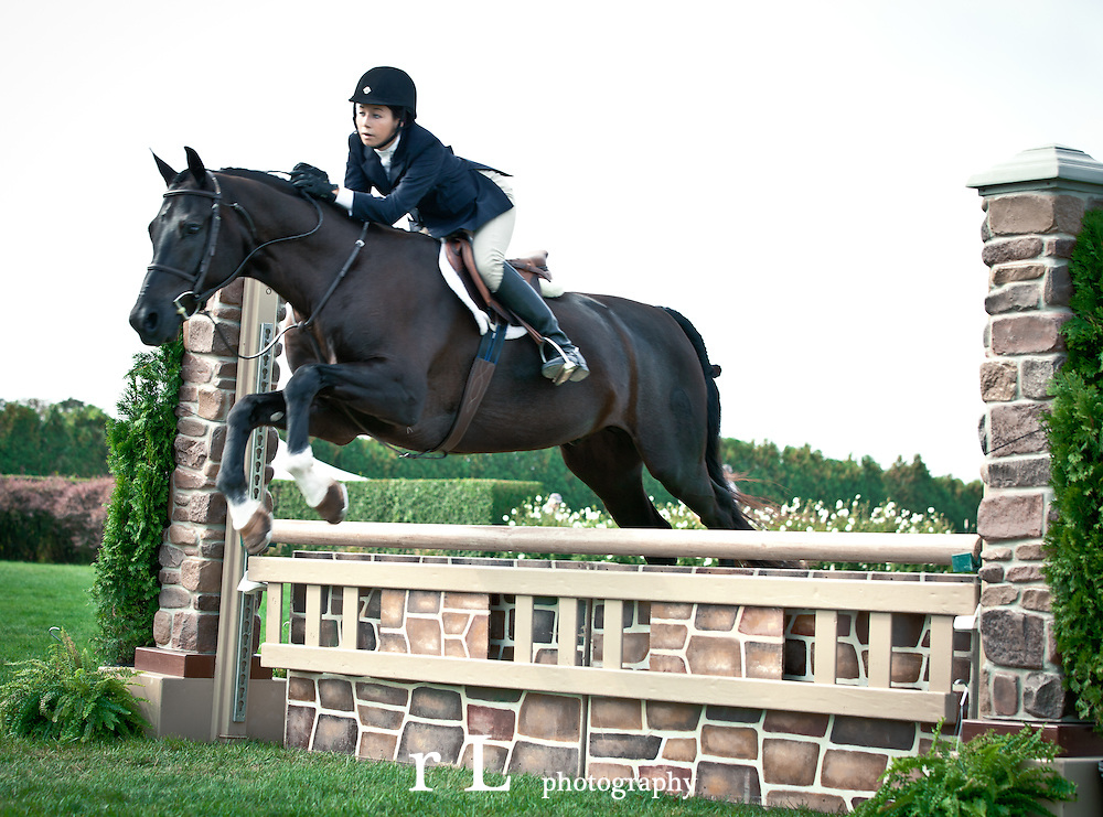 Hampton Classic Childrens Hunter 2011