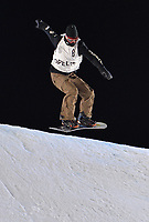 Snowboard / Snøbrett<br /> Foto: Gepa/Digitalsport<br /> NORWAY ONLY<br /> <br /> INNSBRUCK,AUSTRIA,06.FEB.16 - SNOWBOARD - Air and Style. Image shows Torgeir Bergrem (NOR).