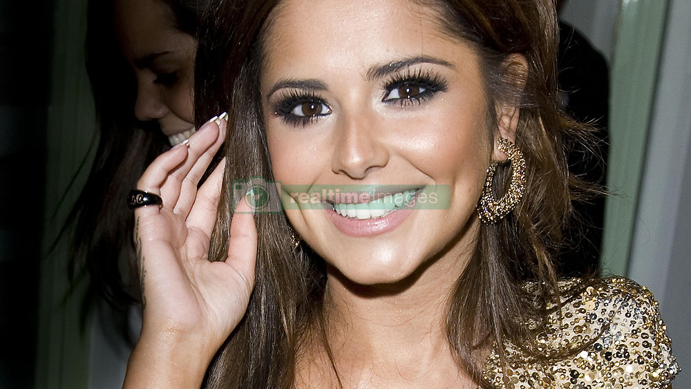 Cheryl Cole launches her new ring, Promise, with de Grisogono at NOBU in London.
