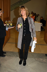 SABRINA GUINNESS at a party to celebrate the publication of 'You Are Here' by Rory Bremner, Juhn Bird and John Fortune held at the National Portrait Gallery, St.Martin's Place, London on 1st November 2004.<br />