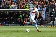 FUSSBALL: 2. Bundesliga, FC St. Pauli . 1. FC Koeln 3:5 Hamburg, 02.09.2018<br /> Simon Terodde (Koeln)<br /> © Torsten Helmke