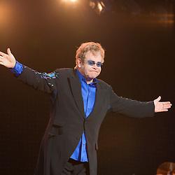 Elton John performs at Harrah's - South Lake Tahoe, CA 7/25/10