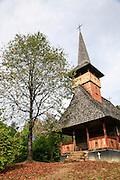 Wooden church Maramures County, Romania