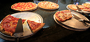 A variety of pizzas are available at the Luna Pizza, Pasta & Wings in O'Fallon. It's located on Route 50, across from Wal-Mart.