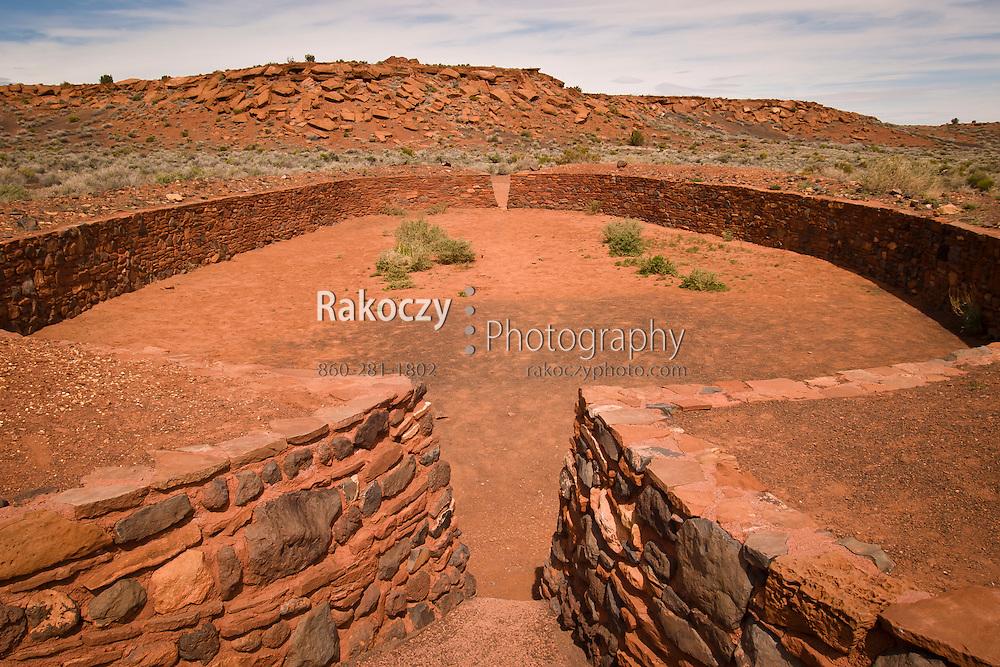 Wupatki Pueblo National Monument