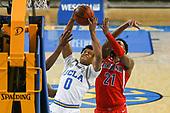 NCAA Basketball-Arizona at UCLA-Feb 18, 2021