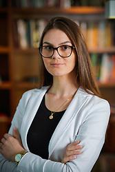 Priscila Jardim é estudante curso de Direito no Centro Universitário Metodista - IPA e vem atuando nas áreas de Direito Civil e Direito Processual Civil, como estagiária, aqui na Gazen. FOTO: Jefferson Bernardes/ Agência Preview