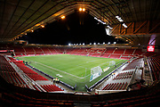 View of the Riverside Stadium during the EFL Sky Bet Championship match between Middlesbrough and Leeds United at the Riverside Stadium, Middlesbrough, England on 2 March 2018. Picture by Paul Thompson.