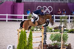Dopazo Martin, ARG, Quintino 9, 302<br /> Olympic Games Tokyo 2021<br /> © Hippo Foto - Dirk Caremans<br /> 06/08/2021