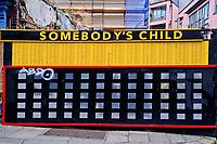 """République d'Irlande, Dublin, «Somebody's Child» - Mémorial de Dublin aux enfants «pris en charge» // Republic of Ireland; Dublin, """"Somebody's Child"""" – Dublin memorial to children in """"care"""""""