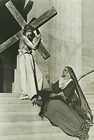 1931 Ian MacLaren as Jesus Christ in the Pilgrimage Play