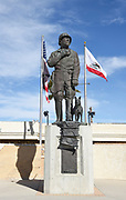 General George S Patton Statue