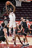 NCAA Basketball-Santa Clara at Southern California-Dec 29, 2020
