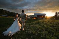 Sherra Pastir and Trent Desjardins wedding