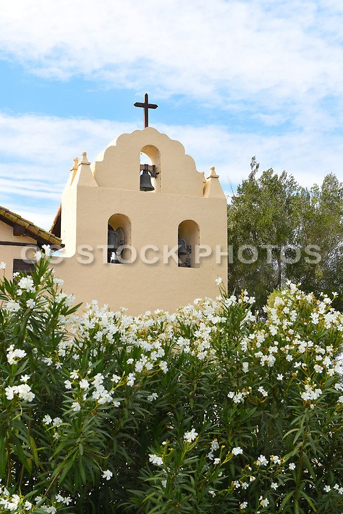 Santa Ines Mission Bell Tower