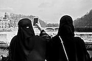 Turisti musulmani a Roma<br /> 14 gennaio  2016 . Daniele Stefanini /  OneShot