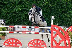 09, Youngster-Springprfg. Kl. M**,Ehlersdorf, Reitanlage Jörg Naeve, 29.06. - 01.07.2021, Laura Jane Hackbarth (GER), My Mister,,